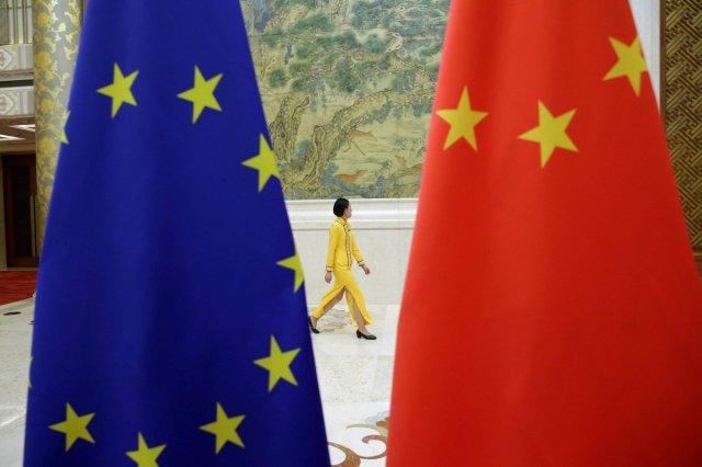 """EU je prošle sedmice označila Kinu kao """"sistemskog rivala"""""""