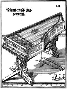 Viola organista