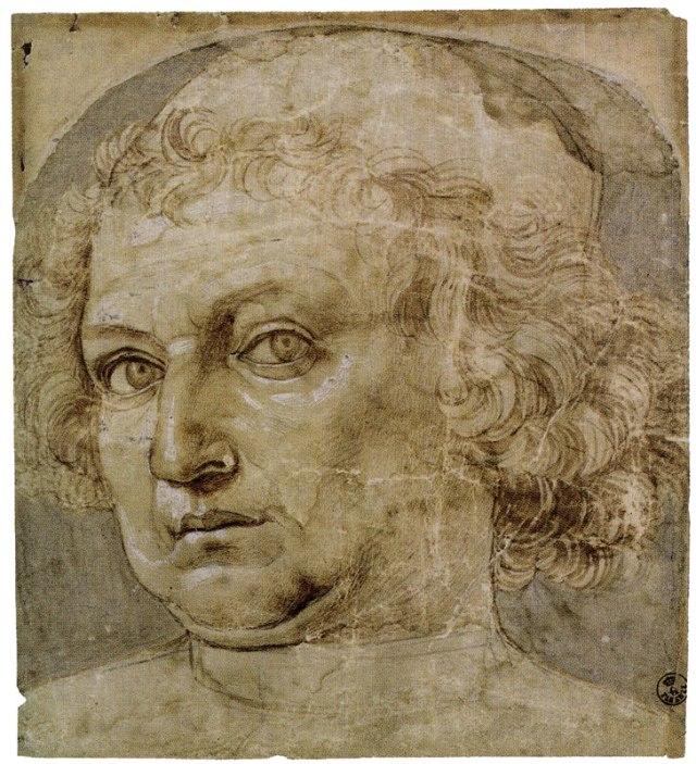 Andrea del Verrocchio, Leonardov učitelj (autoportret)